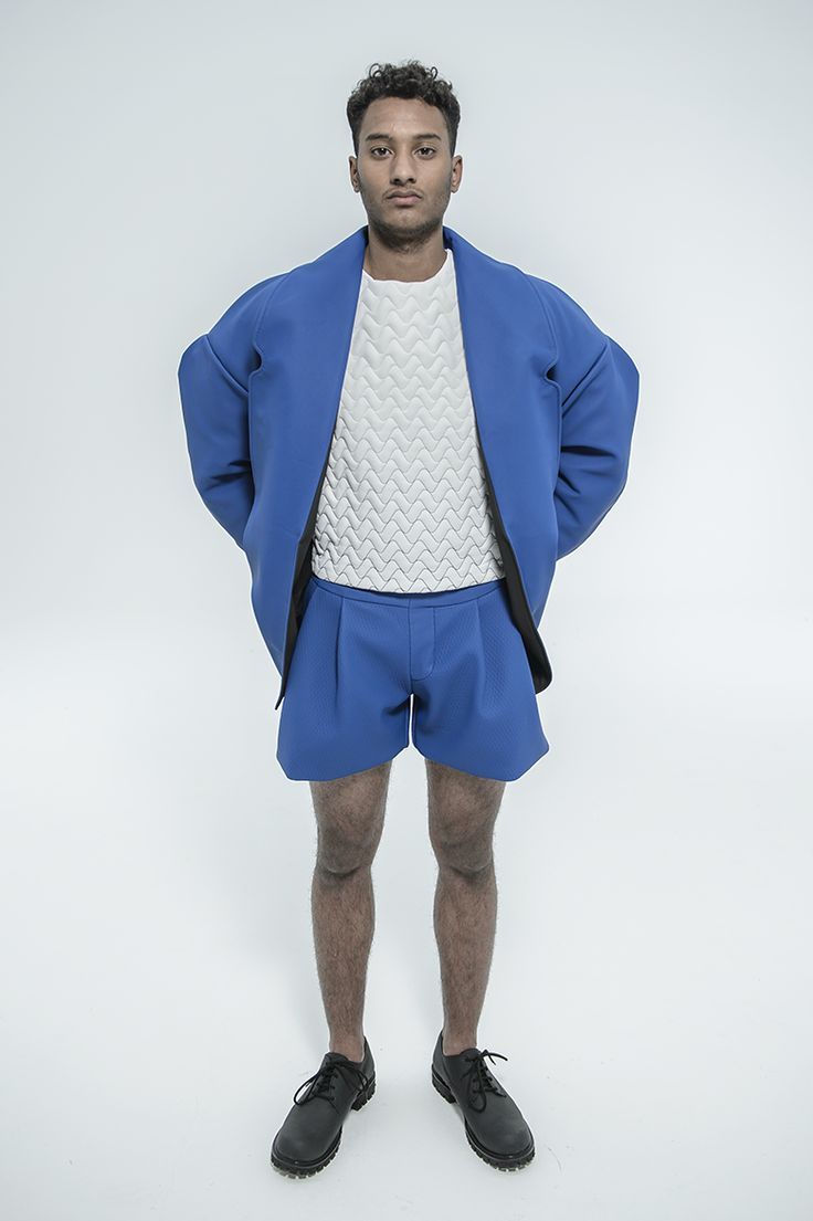Mai Gidah menswear available at The Unconventional | Shop Emerging designer menswear online at www.theunconventional.co.uk