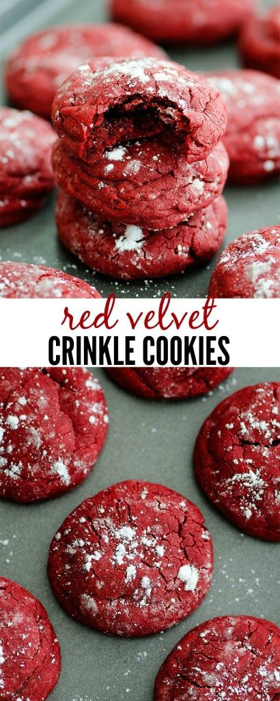 These are delicious! So soft & chewy on the inside!