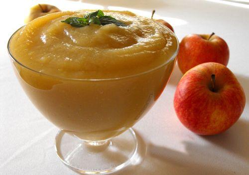 Яблочное пюре - лучшие кулинарные рецепты - Как правильно готовить