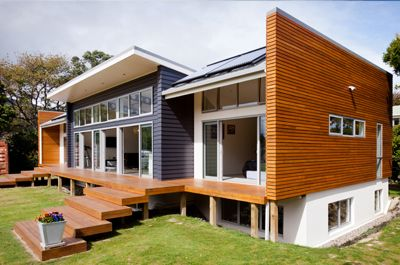 AD Architecture | Kapiti Coast House  Check out one of our members fabulous work! #eco #adnz #architecture