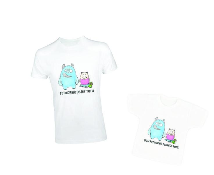 Zestaw Tata   Córka (koszulka)