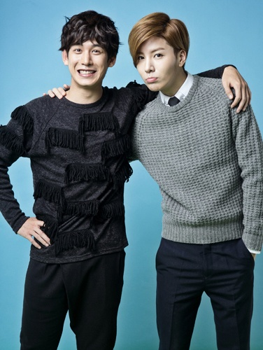 Park Ki Woong and No Min Woo Full House Take 2. I just finished this drama. Now I'm feeling a bit sad. Sigh.
