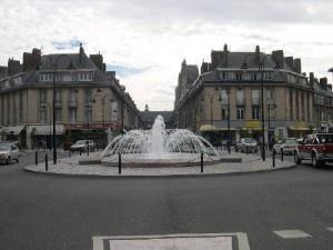Abbeville, France.