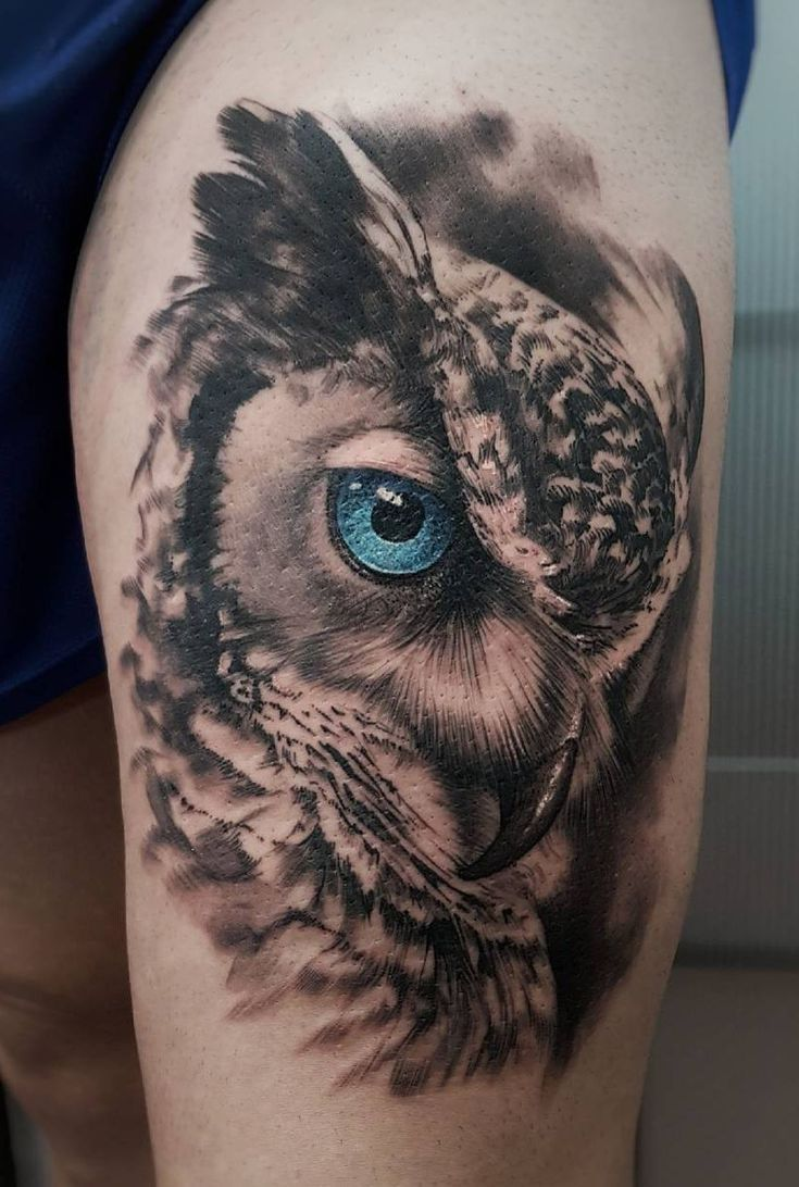 Stunning 33 Awesome Owl Tattoo Design For All Time Https Klambeni Com Index Php 2019 02 11 33 Awesom Owl Tattoo Design Realistic Owl Tattoo Owl Tattoo Sleeve