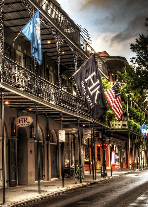 Hotel Royal by Greg and Chrystal Mimbs | New Orleans | New ...