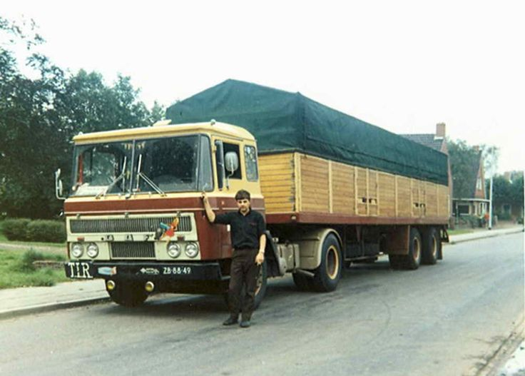 DAF ZB-88-49 Visser Zoutkamp