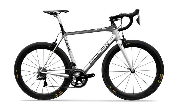Dolan Tuono SL Carbon Road Bike - Dura-Ace R9150 DI2