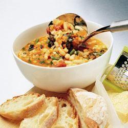 Sopa de Choclo, Tomates y Arroz @ allrecipes.com.ar