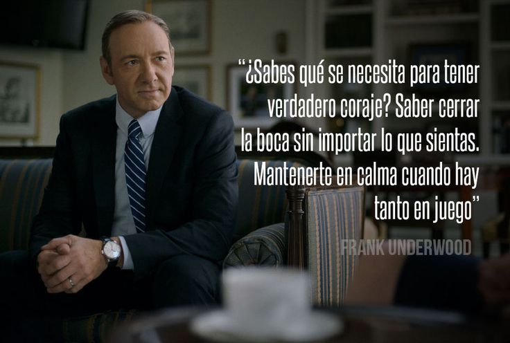 Frank y Claire: sus despiadadas frases en House of Cards