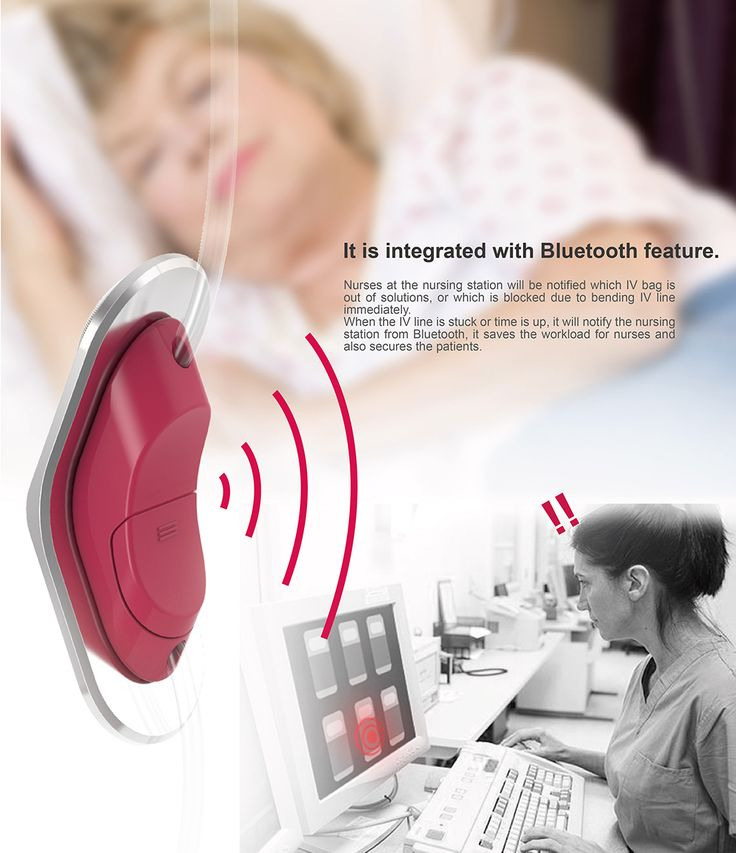 The Smart Roller Clamp utilizes a minimalistic yet effective user interface to simultaneously make nurses' job easier and reduce human error