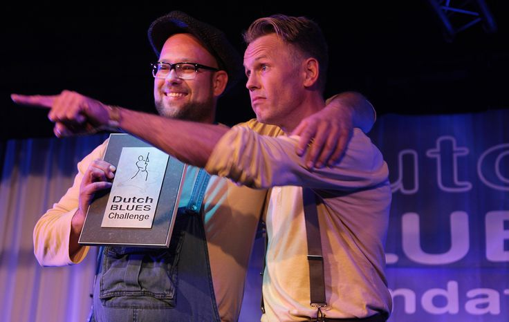 Winnaars Duo Herbie and the Guitarguy