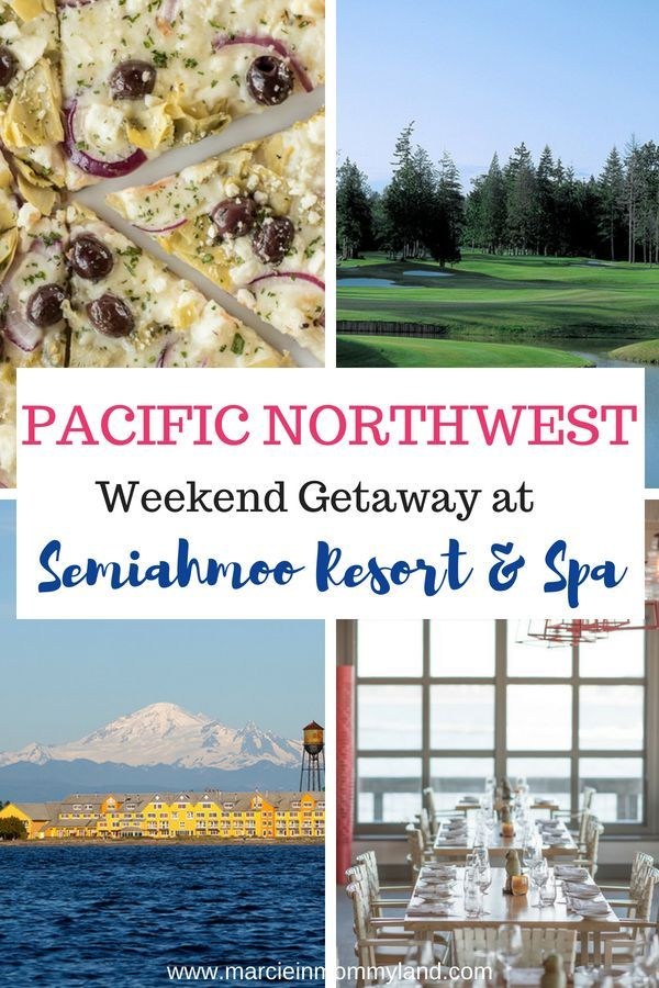 Semiahmoo Resort and Spa   – Hawaiian Brian's Favorite Travel Pins