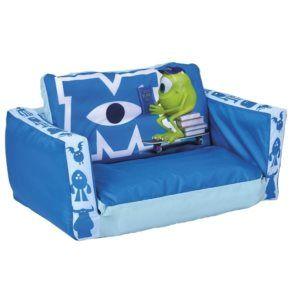Barnmöbler - Disney - Monsters Ink Soffa