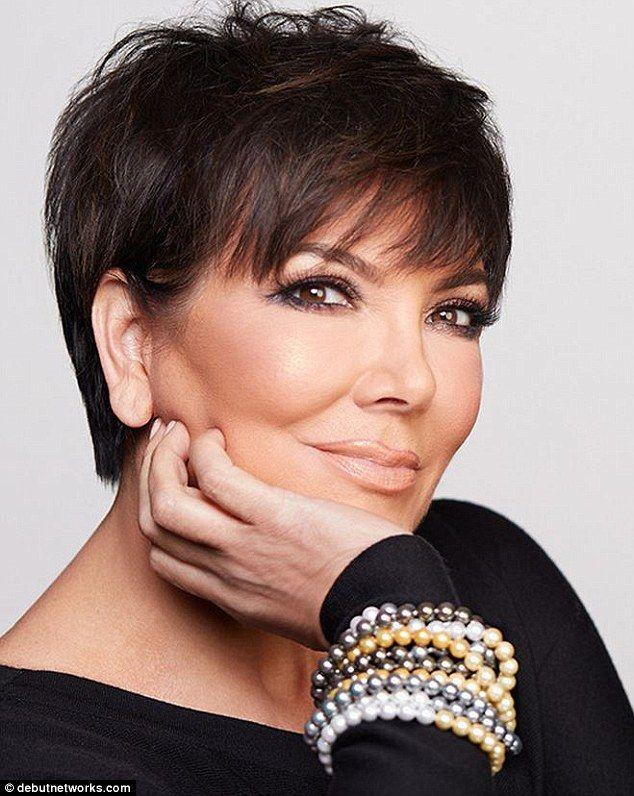 Cool 17 Best Ideas About Kris Jenner Hairstyles On Pinterest Kris Hairstyles For Women Draintrainus
