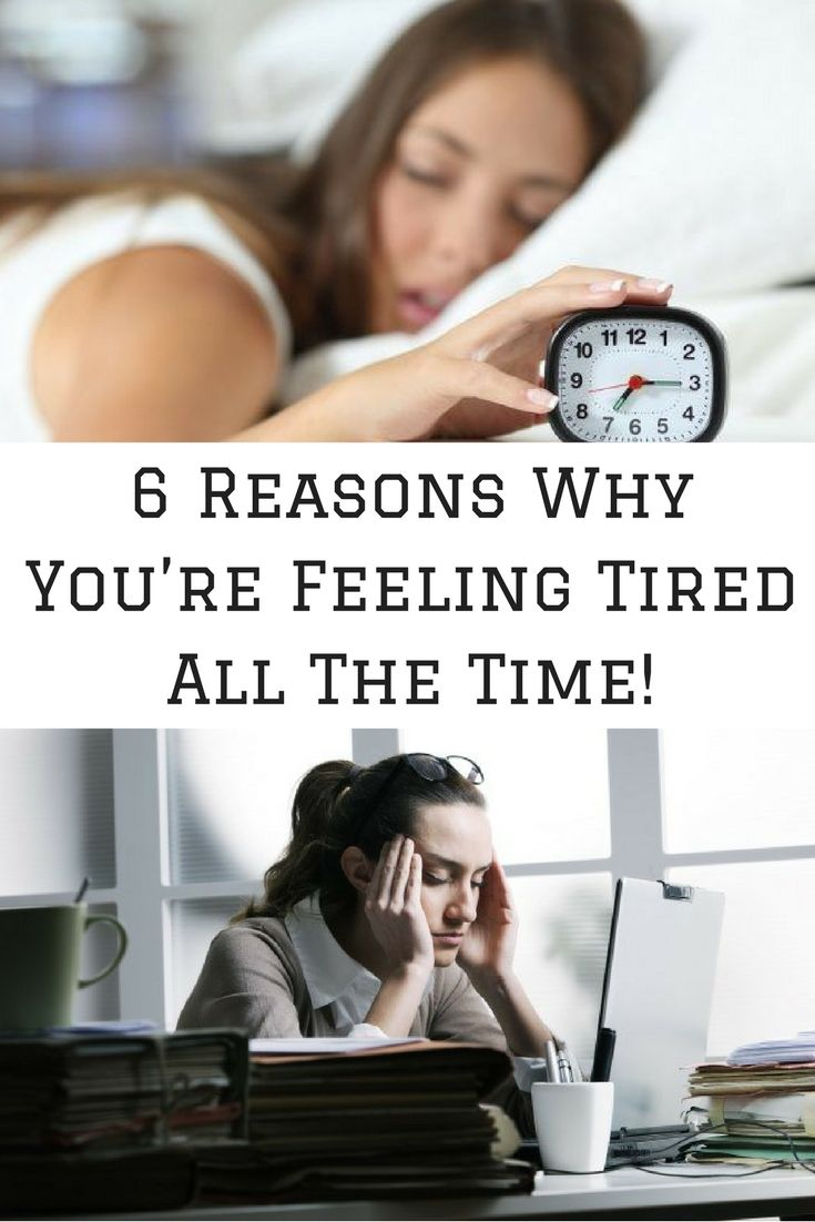 """We all tend to blame being tired on a too-busy lifestyle. And much of the time we're right. But if you feel tired all the time or your always asking yourself """"why am I so tired?"""", don't blow it off. #sleep #tired #anemia #health #boxofhealth"""