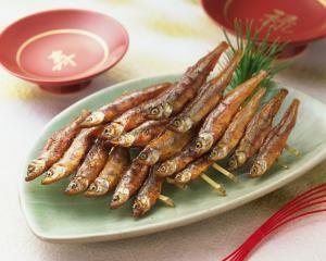 Dried Smelt - Koki lino/Getty Images
