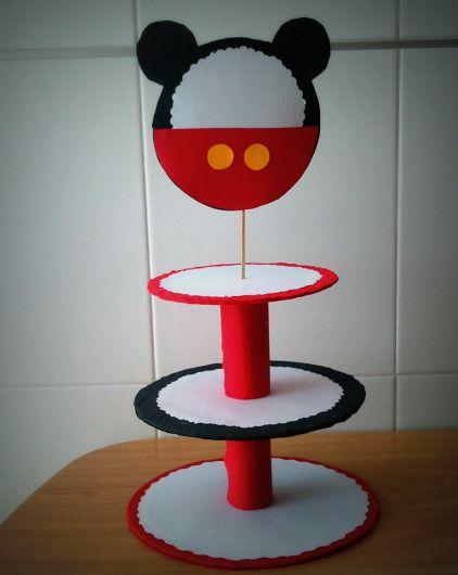 Centro de mesa Mickey                                                                                                                                                     Más