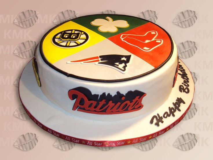 New England Patriots Cake Decoration Kits Nfl Decorations