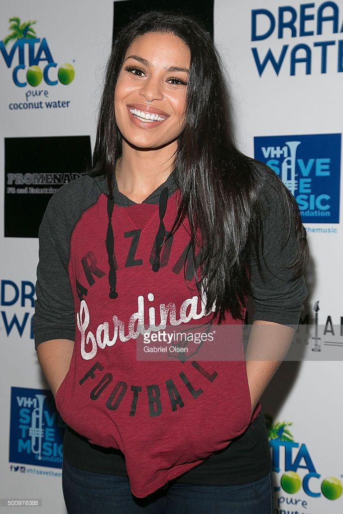 Jordin Sparks arrives for the 5th Annual Rock The Schools Concert at...