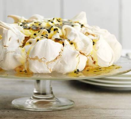 pavlova!! oh my god i love this.
