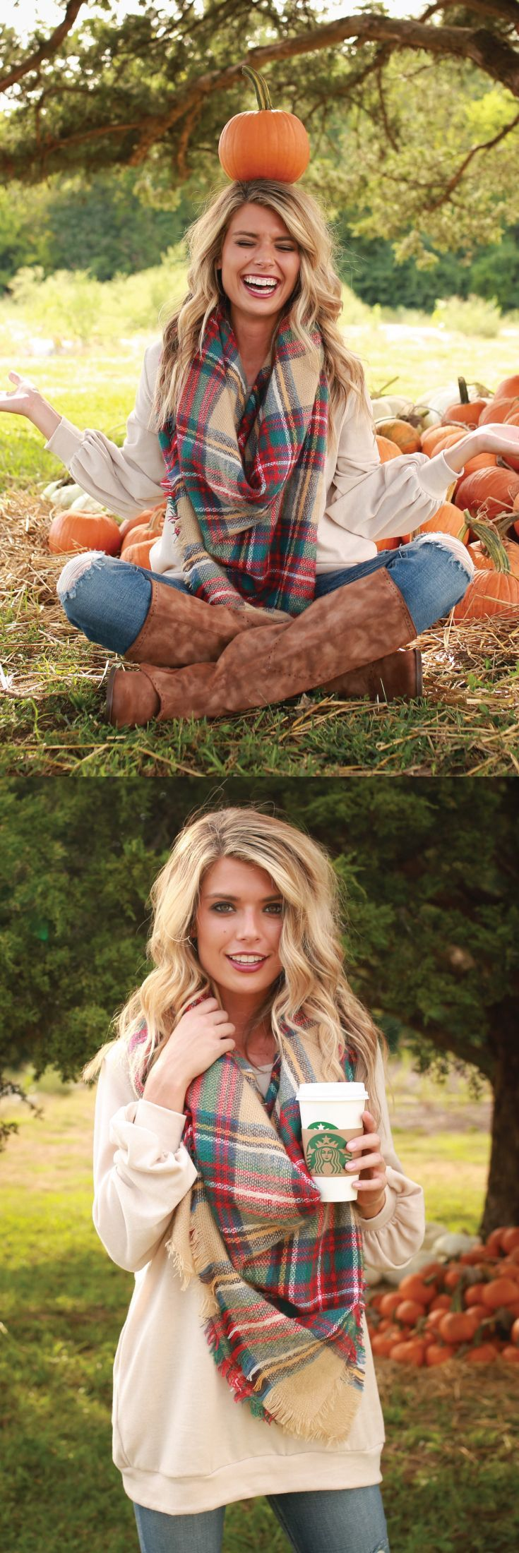 Fall in LOVE with our favorite Brooklyn Tunic. She's perfect for PSL sipping and strolls through the pumpkin patch!