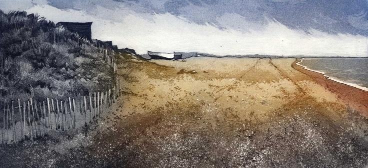 Dunwich Beach Chrissy Norman