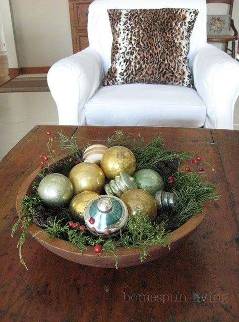 Vintage Decorating Ideas For Christmas