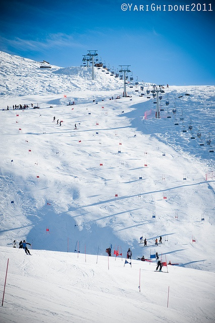 Italy - Prali - Bacias slope - YariGhidone, via Flickr