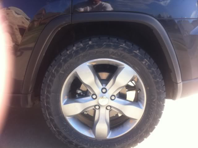 Jeep Grand Cherokee Overland >> Picked up my 2011 Grand Cherokee Overland - Page 3 - JeepForum.com   WK2 DURANGO / JEEP GRAND ...