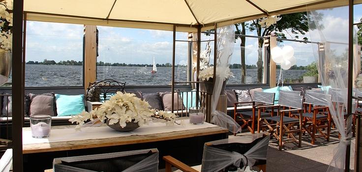 Beachclub Lust in Vinkeveen