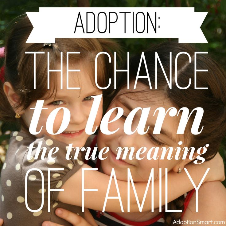 Meaning Of Family Quotes: 127 Best Images About Adoption Quotes On Pinterest