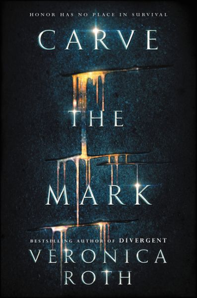 Carve the Mark is this week's #50BookPledge Featured Read! Add it to your To Read shelf now, and read our review at thesavvyreader.com!