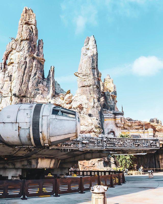 Star Wars Land At Disneyland Disneyland Disney Photography Disney Theme Parks