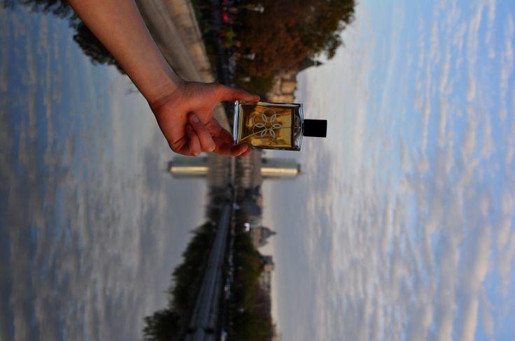 Classic Orange at Dambovita River