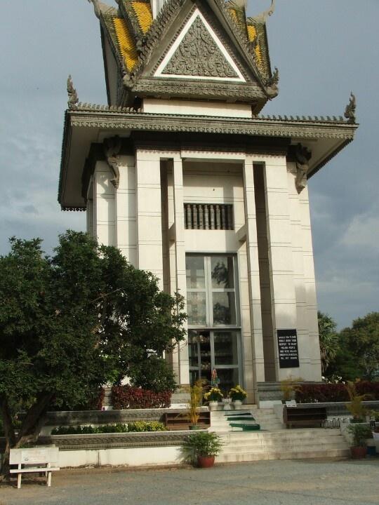 The Killing Fields Memorial - Phnom Pehn - Cambodia