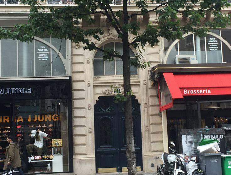 Cabinet ostéopathie Paris 2 Osteo Entreprise