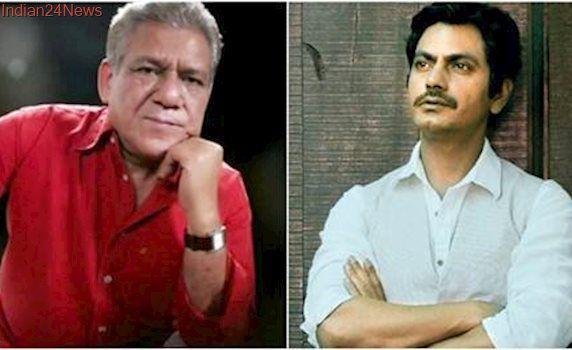 Nawazuddin Siddiqui: Oscars paid homage to Om Puri, Bollywood awards forgot him