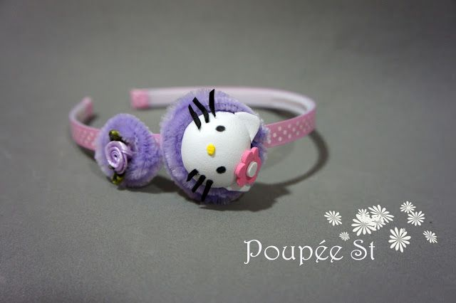 Poup e st hello kitty preciosa hajba val csat r f gumi pinterest hello kitty and kitty - Maison de poupee hello kitty ...