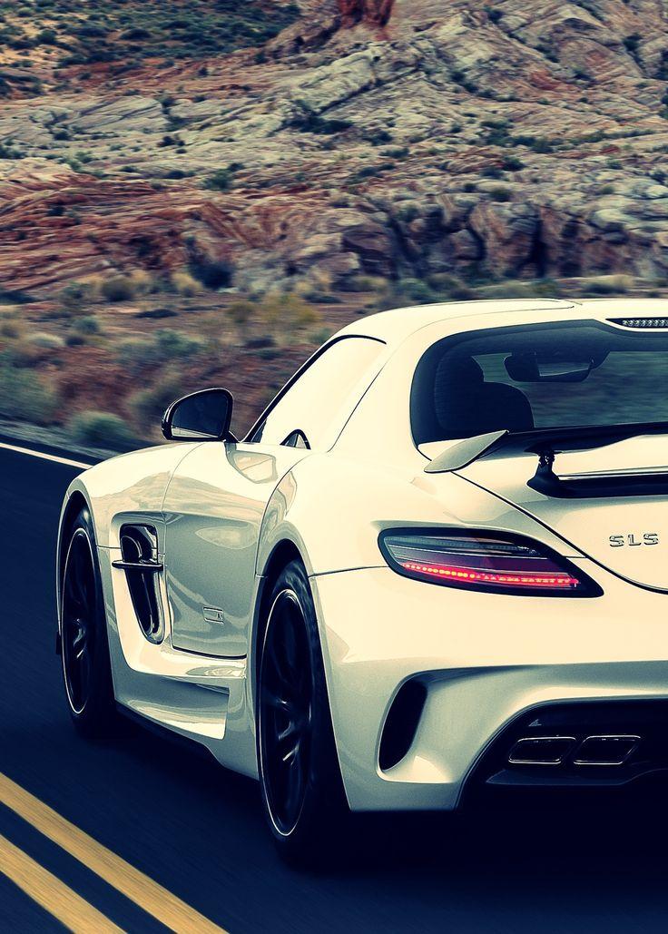 Mercedes Benz SLS pinterest: @b_ox