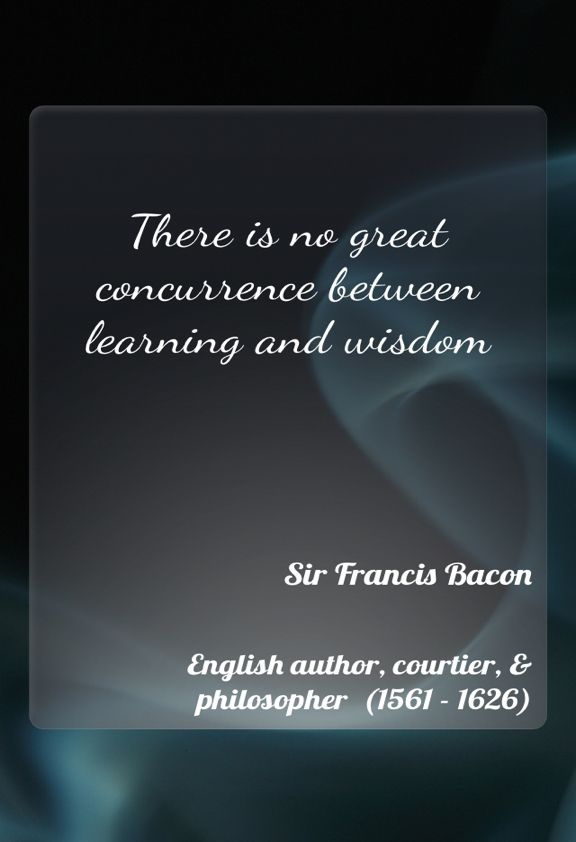 #Sir Francis Bacon #UltimateQuotes