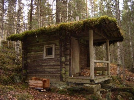 Saunas are an integral part of the way of life in Finland.