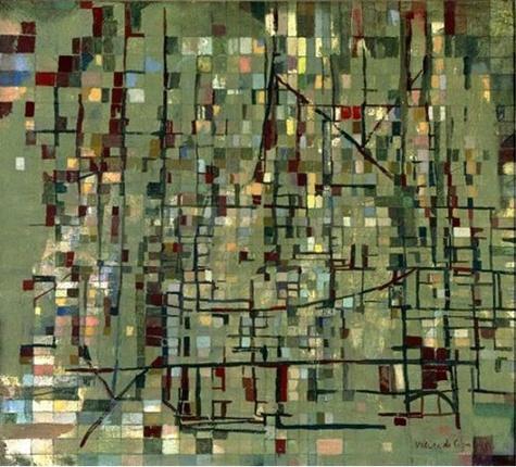 Vieira da Silva, Maria Helena (1908 – 1992) Composition