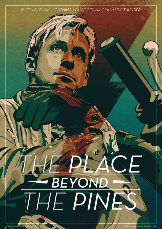 The Place Beyond the pines / cruce de caminos (Cianfrance 2012)