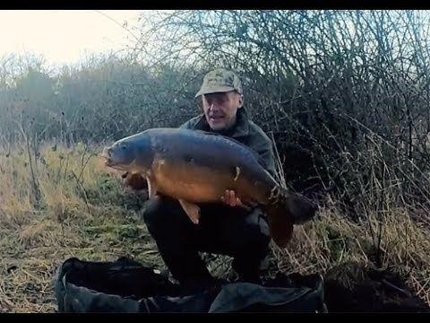 Dave Lane January Carp Fishing Video from Fishtec