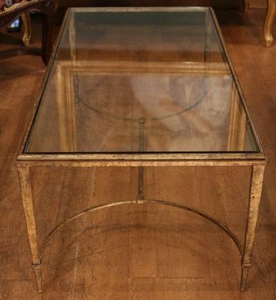 Table Basse attribuée à la Maison Ramsay