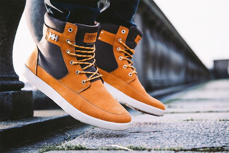 Helly Hansen Debuts the Stockholm Boot