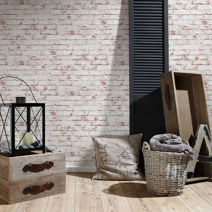 Steen behang zorgt voor hippe uitstraling in uw woning. Hoge kwaliteit vliesbehang voor een scherpe prijs. Eenvoudig aan te brengen en te verwijderen.