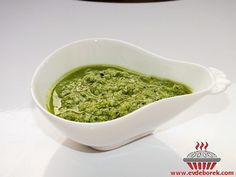 Fesleğenli Pesto Sos