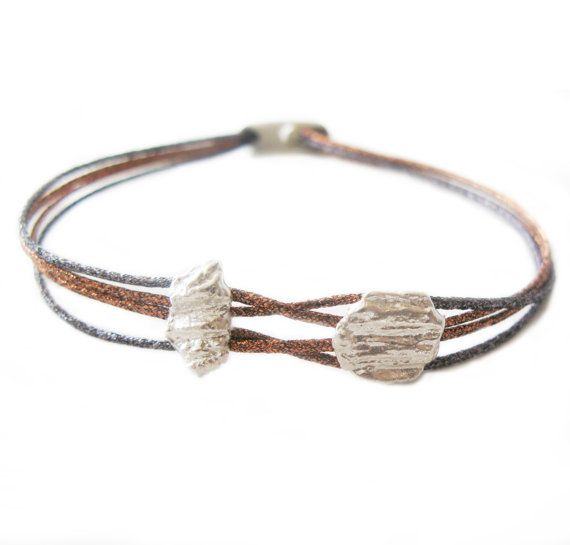 Copyright © 2016 Athenart jewelry My designs are protected by the law  Silver nugget bracelet/2/athenartl/minimalist bracelet by AthenArt