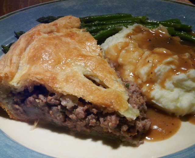 Tourtiere - French Canadian Meat Pie